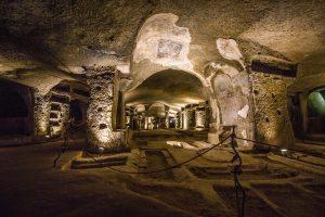 Catacombes Naples
