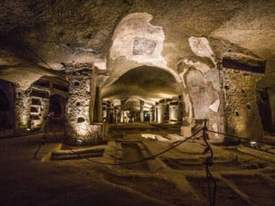 Catacombes Naples