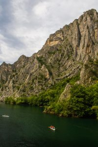 Lac Makta - Skopje