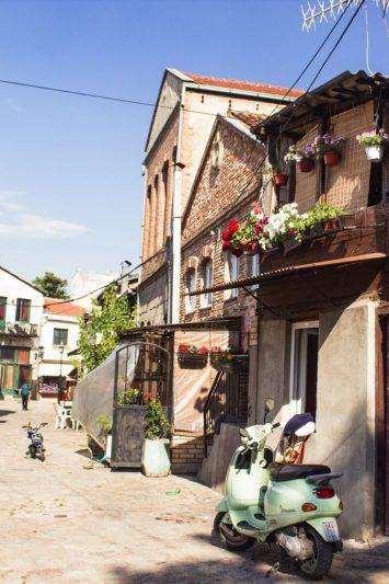 rues du quartier ottoman