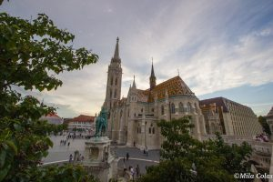 Bastion des pêcheurs - Budapest