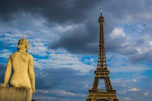 Tour Eiffel du Trocadéro - Paris