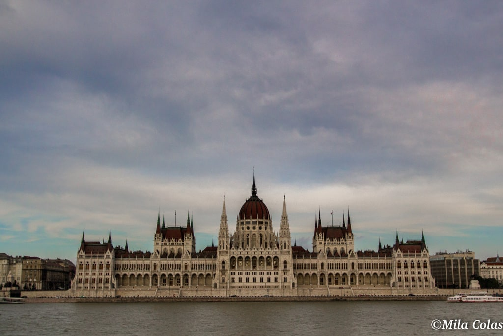 Le Parlement - Budapest