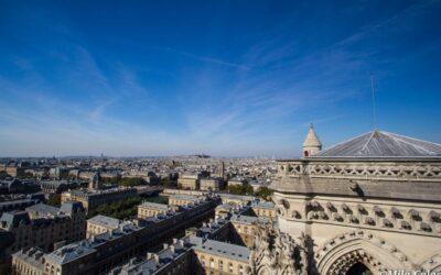 Les plus beaux points de vue de Paris