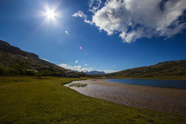 Lac de Nino, GR20 Corse