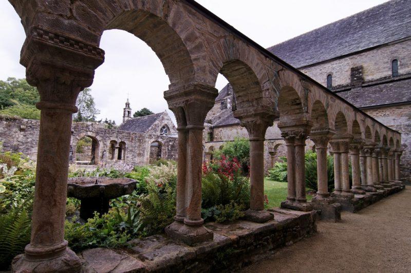 Daoulas et son abbaye - Top 10 Finistère.