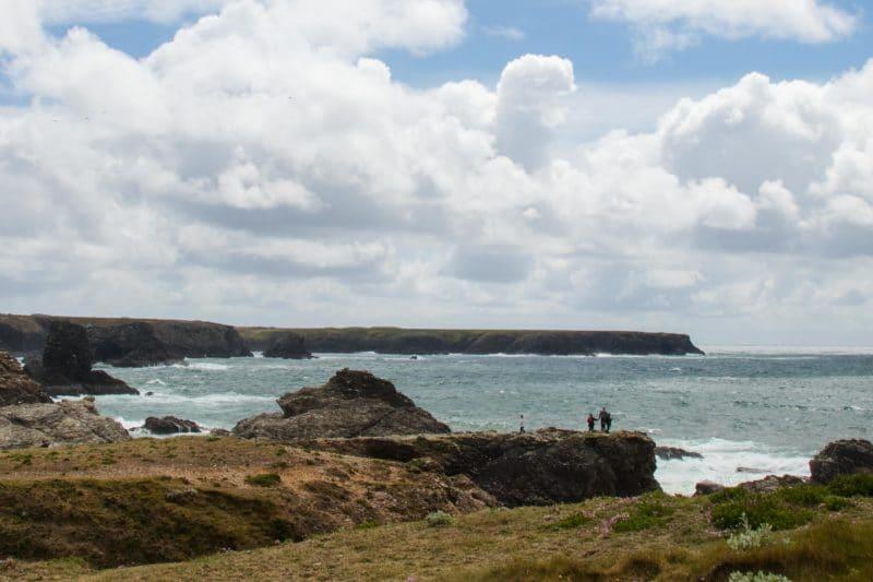 La pointe des poulains - Belle-île-en-mer