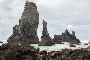 Les aiguilles de Port-Coton, Belle-île-en-mer