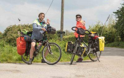 Partir en couple à vélo, nos retours et conseils