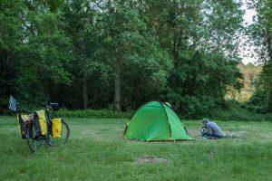 Camping de Chaumont-sur-loire - la loire à vélo