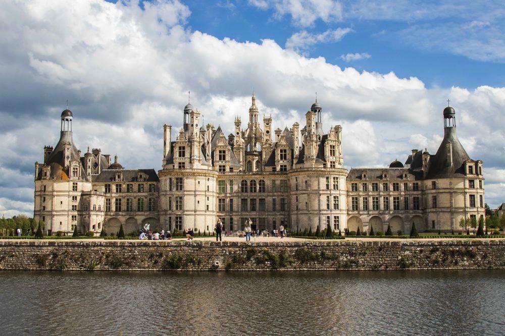 Chateau de chambord - Loire à vélo