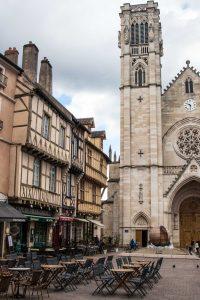 Chalons sur Saone- Eurovélo 6 - Est de la France