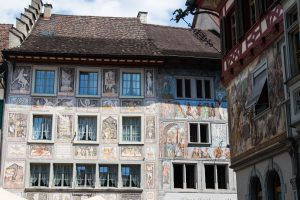maisons Stein am Rhein Suisse
