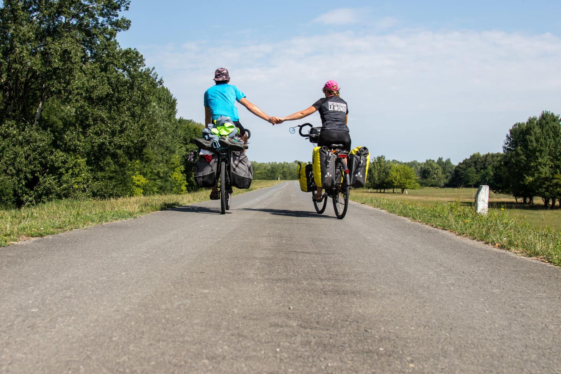 Sur l'Eurovélo 6 - Un Monde à vélo