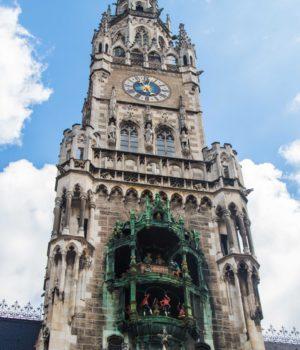 Carillon de l'hôtel de ville Munich