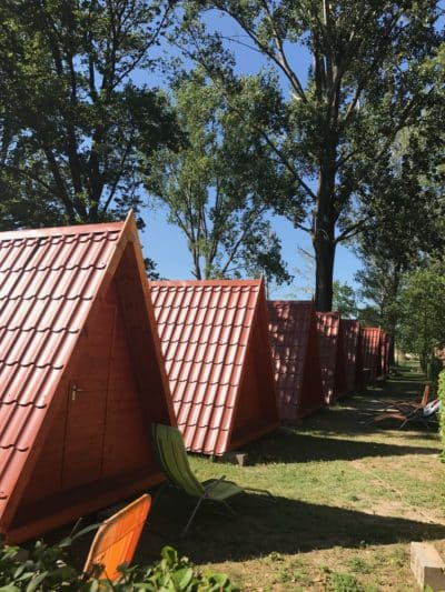 Le camping de Domsod