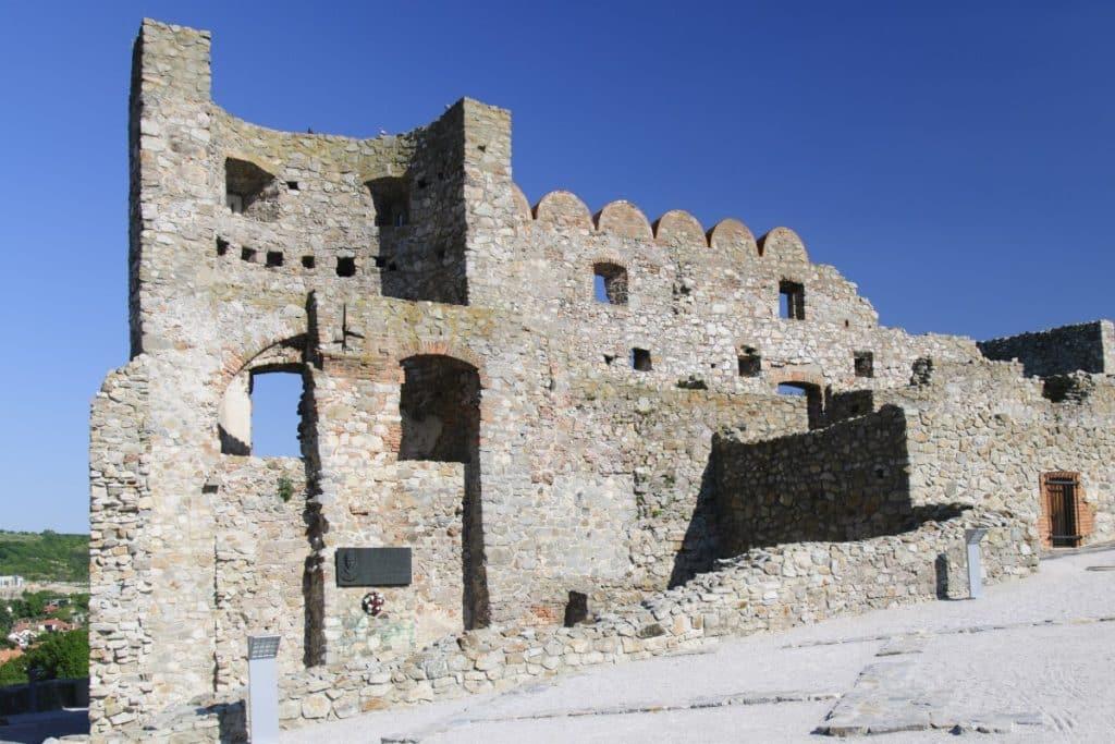 ruines de Devin - Bratislava