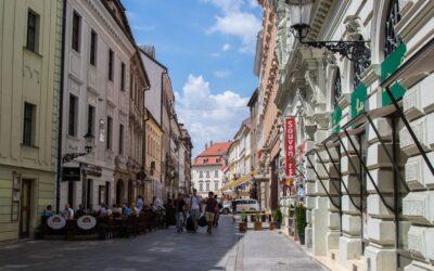 Que voir à Bratislava, la cité couleur pastel de la Slovaquie ?
