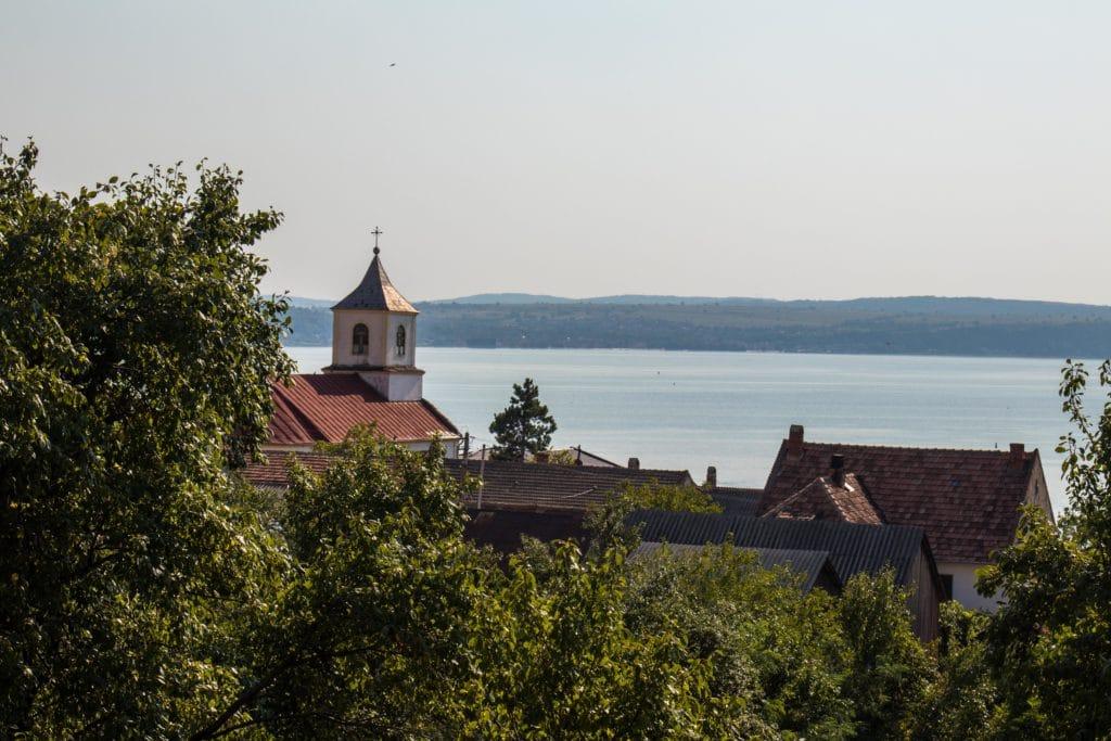 Village de Coronini - EuroVelo 6 - portes de fer