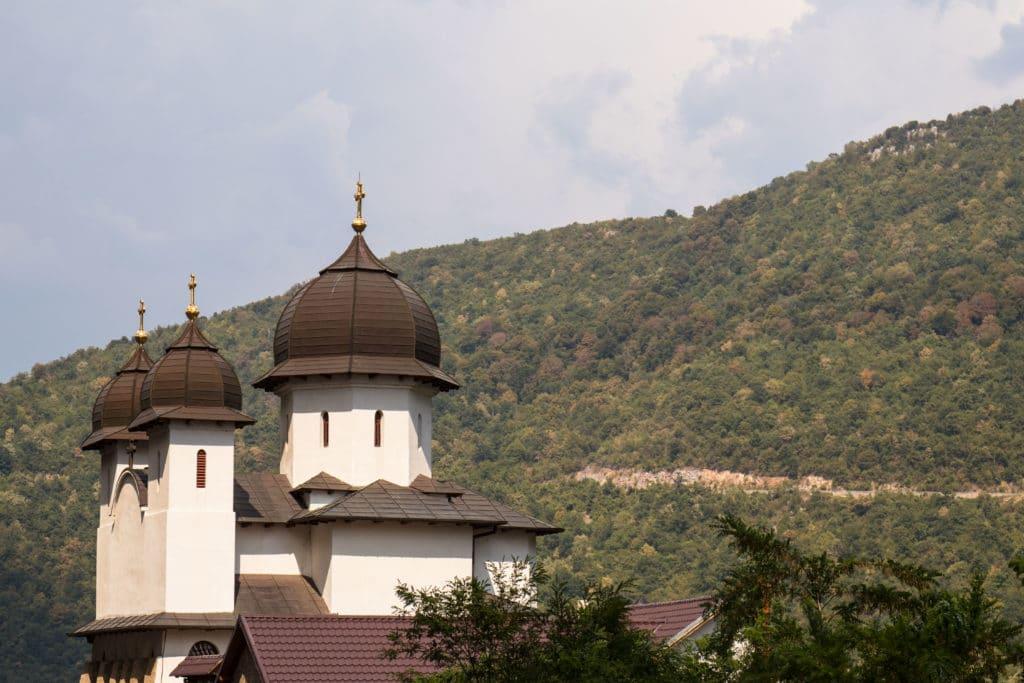 Monastère portes de fer