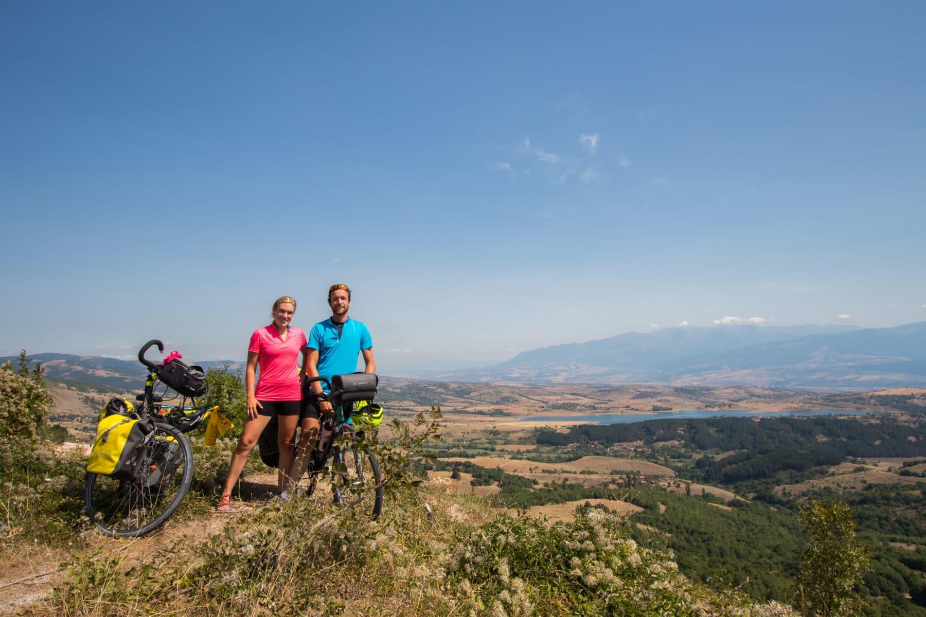 Tour d'Europe à vélo - voyage à vélo
