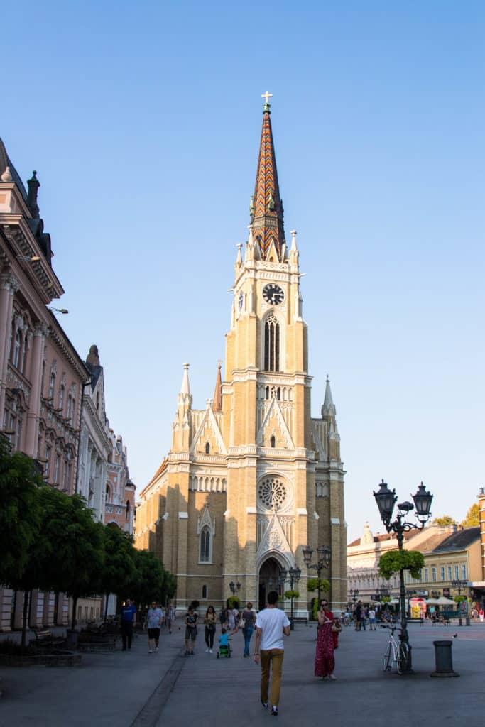 Eglise - Serbie - Novi Sad