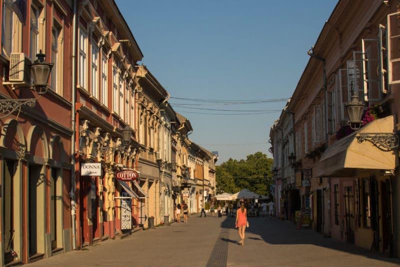 Novi Sad - Serbie