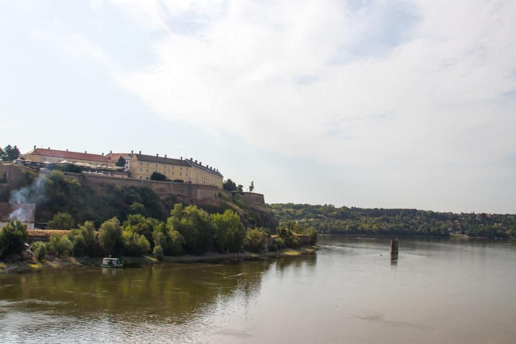 forteresse Novi Sad