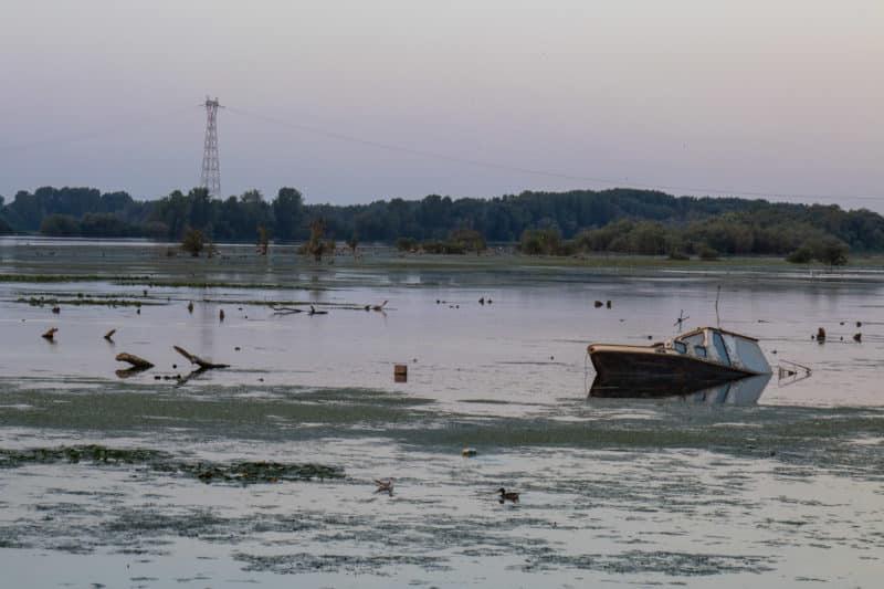 Danube, Dubovac, Eurovélo 6