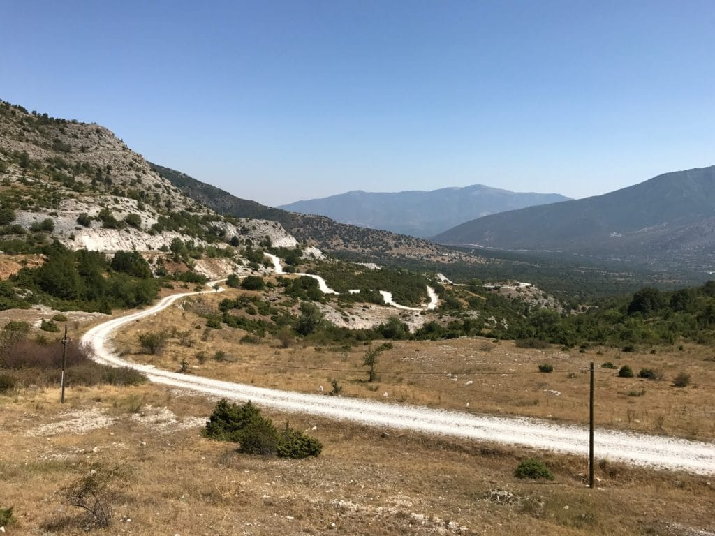 autoroute - Macédoine