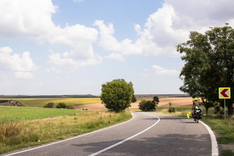 Roumanie à vélo eurovélo 6