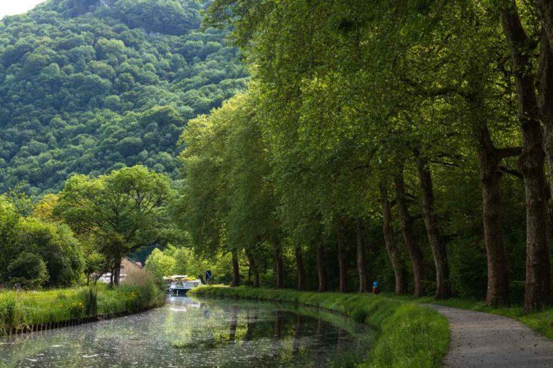 Canal du Centre - Eurovélo 6