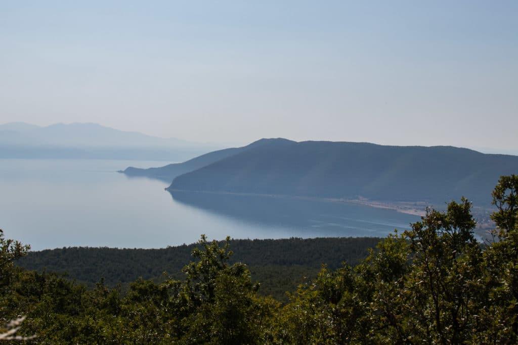 Lac Prespa - Macédoine du Nord