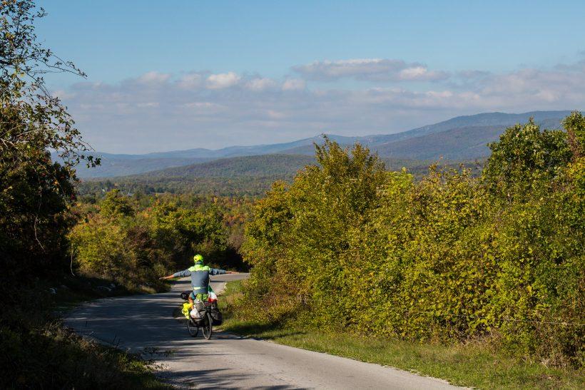 Anecdotes rigolotes - voyage à vélo