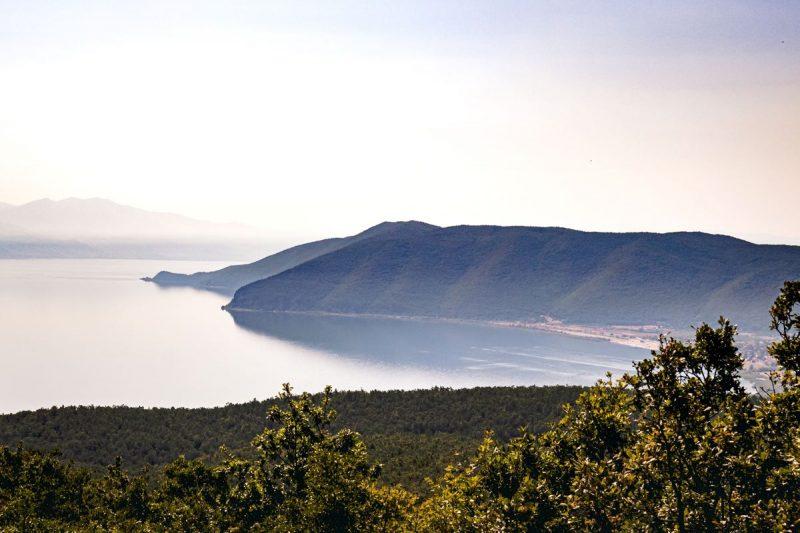 Lac prespa - Galicica