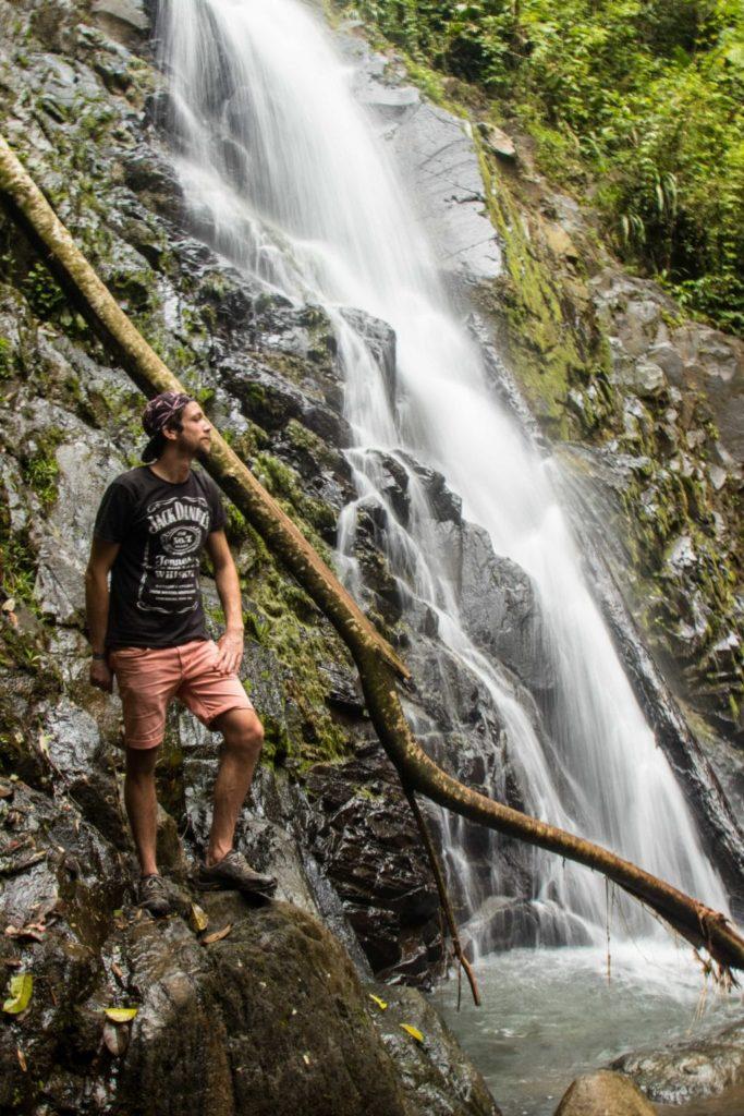 chutes las piedras pintadas - El Valle