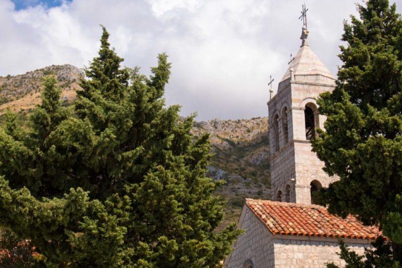 Monastère - Monténégro