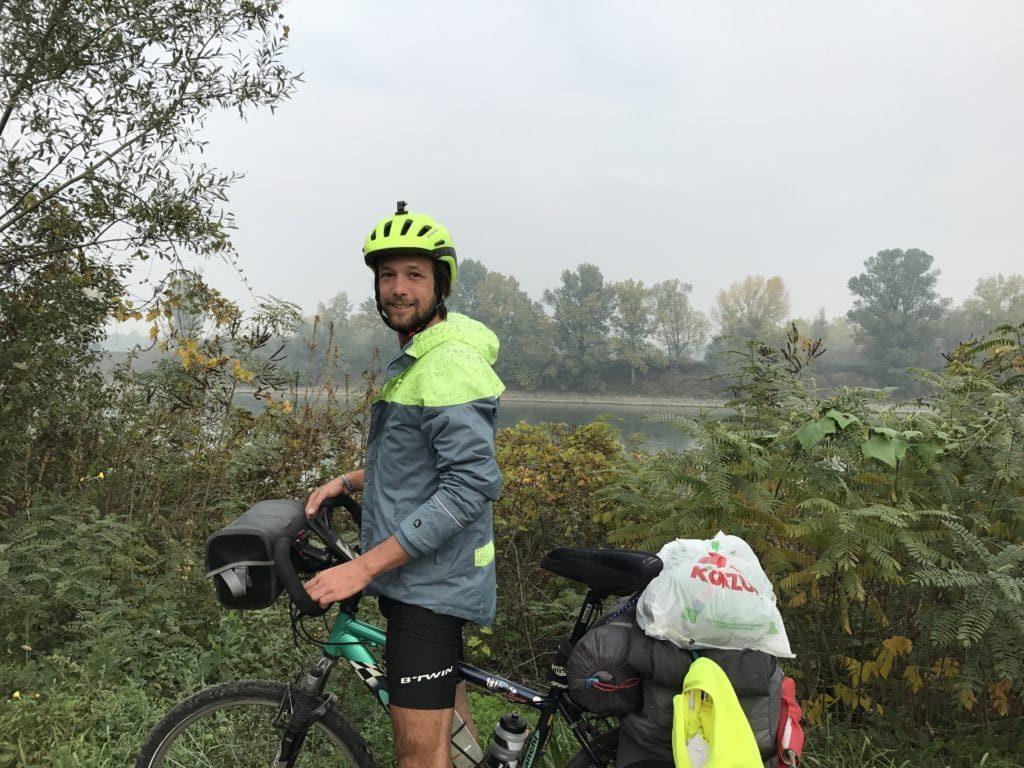 vélo de voyage Denni