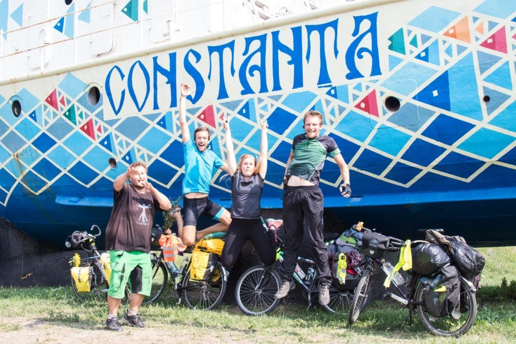 Constanta-eurovélo6- voyage à vélo