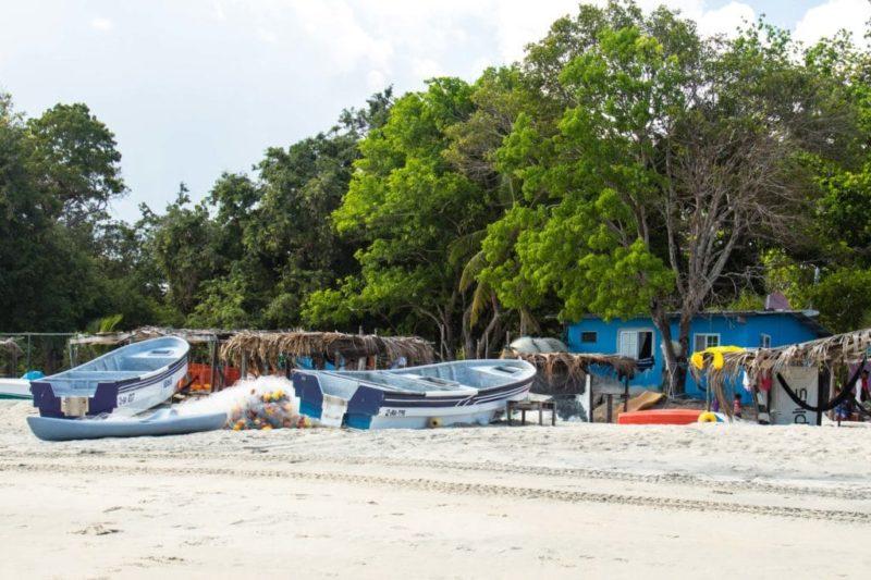 Santa Clara - Plage - province de Panama