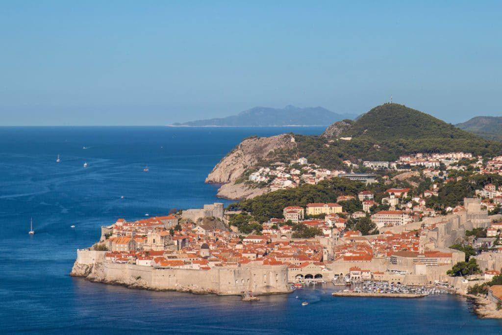 Dubrovnik à vélo