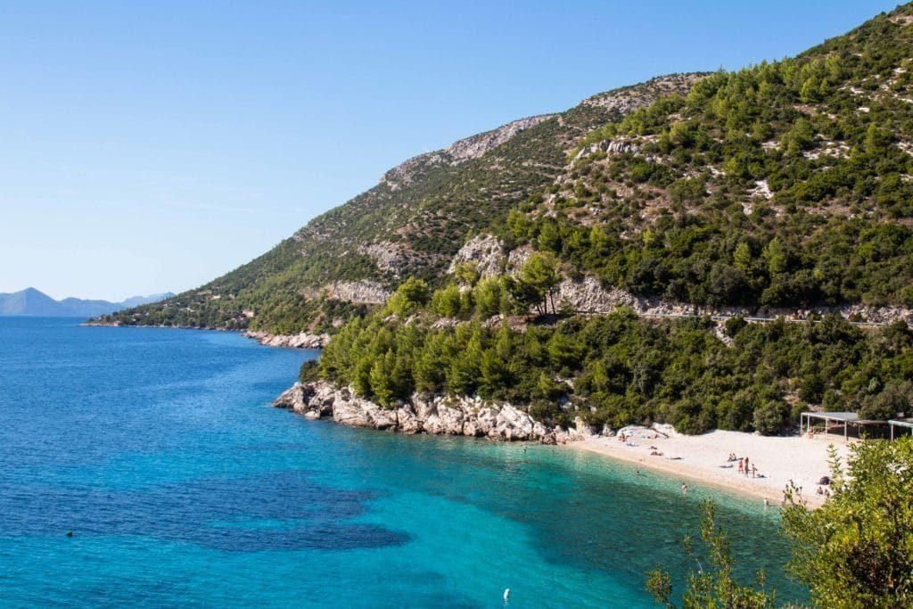 crique - Croatie - Dubrovnik