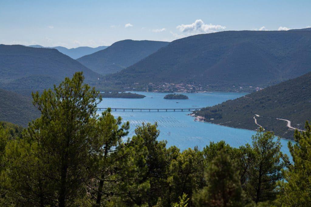 Sortie de Dubrovnik à vélo