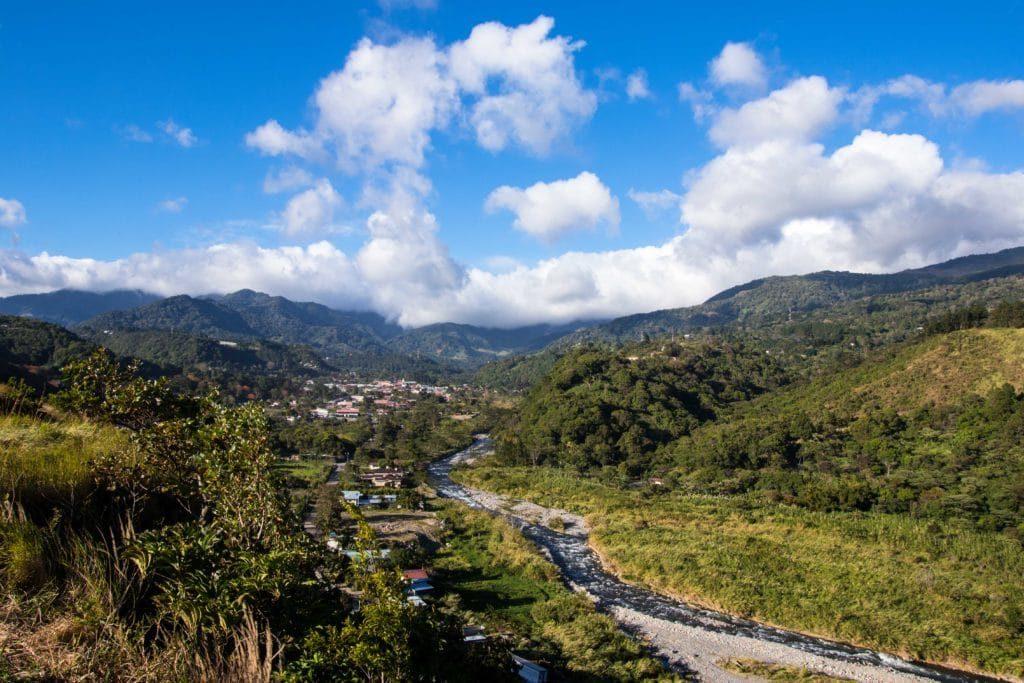 Boquete - volcan Baru