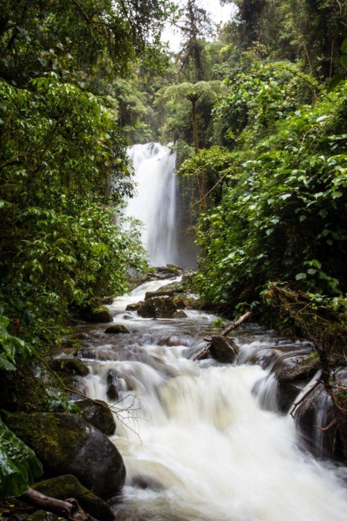 Lost waterfalls - Boquete