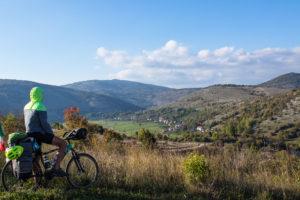 Croatie à vélo - Canak