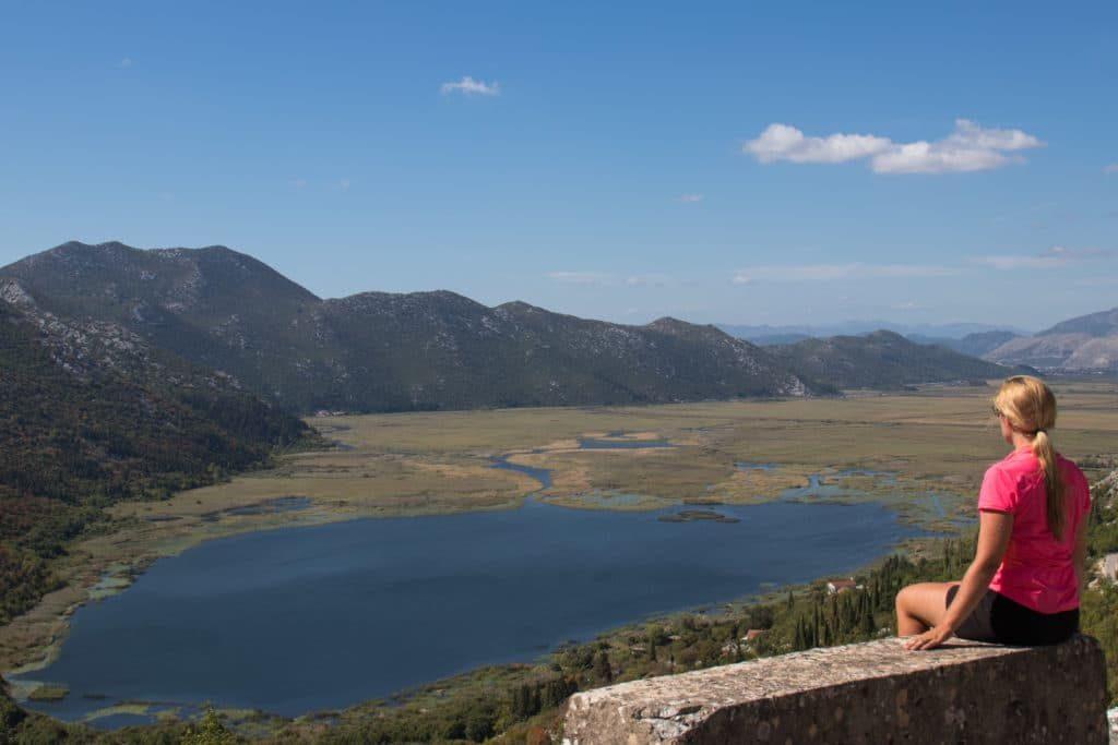 Croatie lac