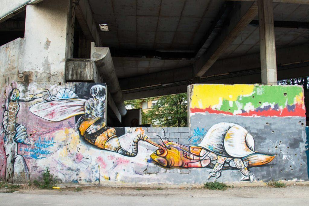Street Art Mostar
