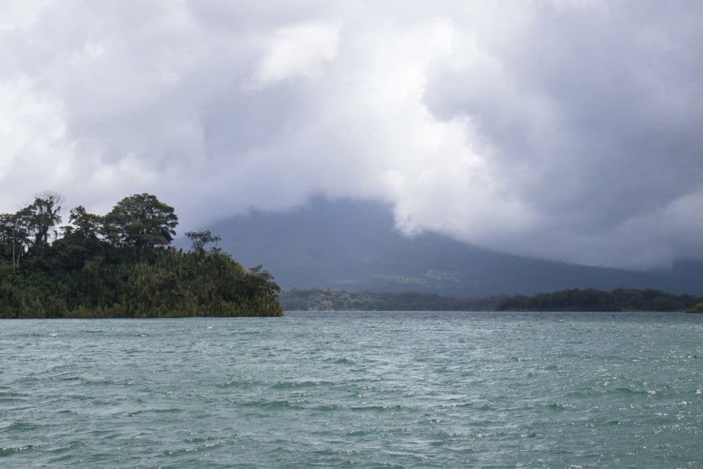 Lac Arenal - Volcan Arenal