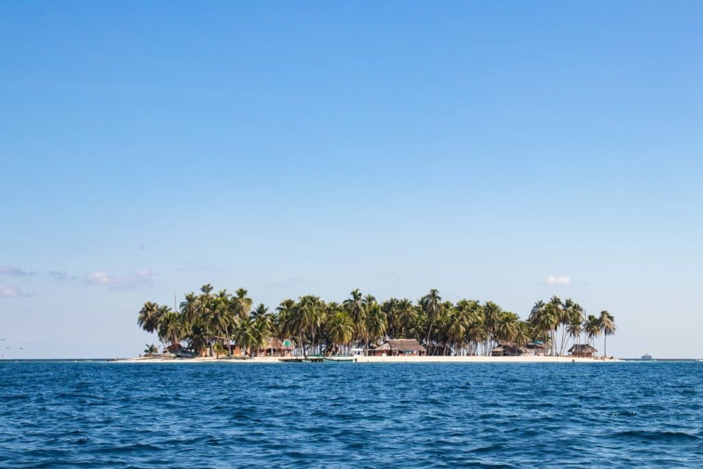 habitat îles san blas